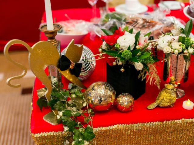 Элемент тематического свадебного декора