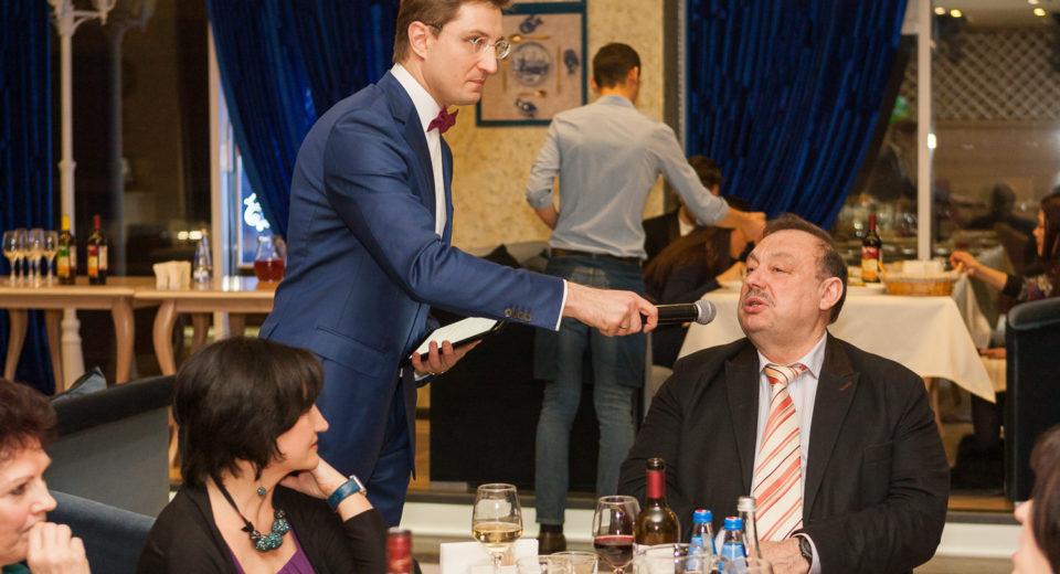 Роман Акимов и Геннадий Гудков