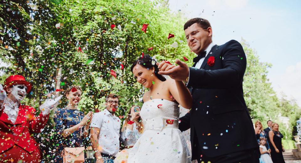 Свадьба в ресторане Ошалей