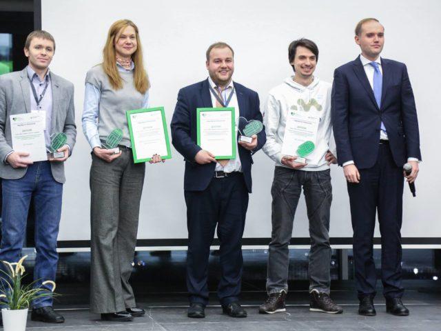 Победители Премии Надежда на технологии 2016