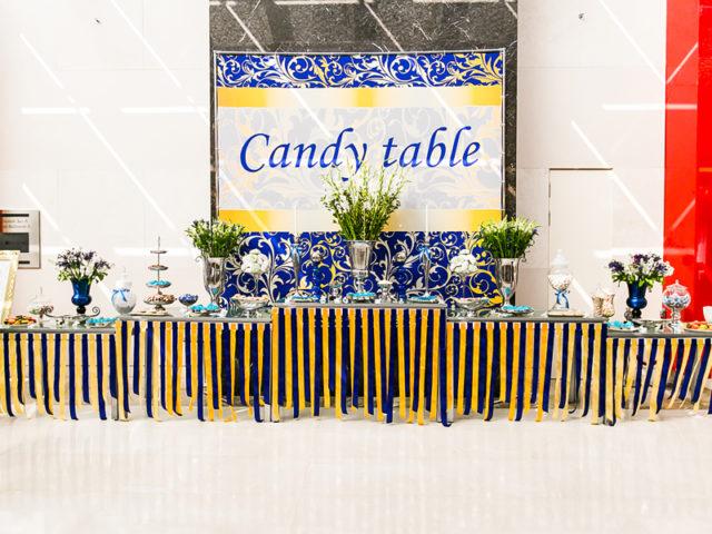 Сладкий стол на празднике