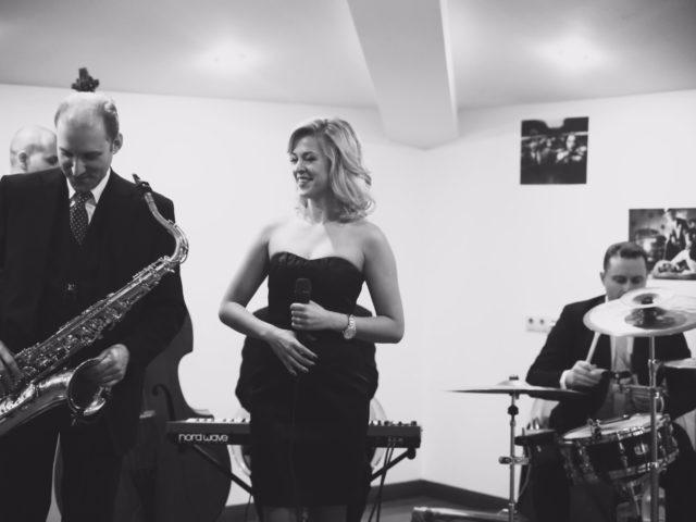 Выступление Jazz band