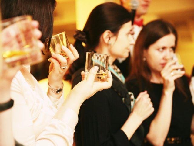 Дегустация алкоголя