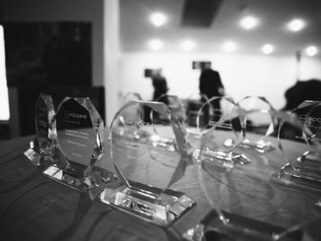 Росбанк Awards