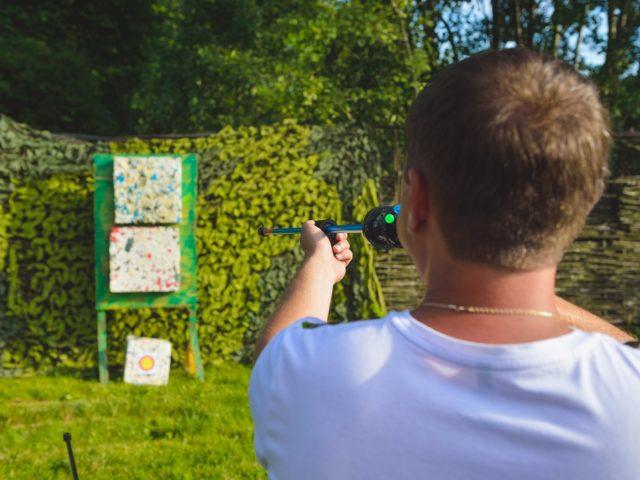 Конкурс стрельбы