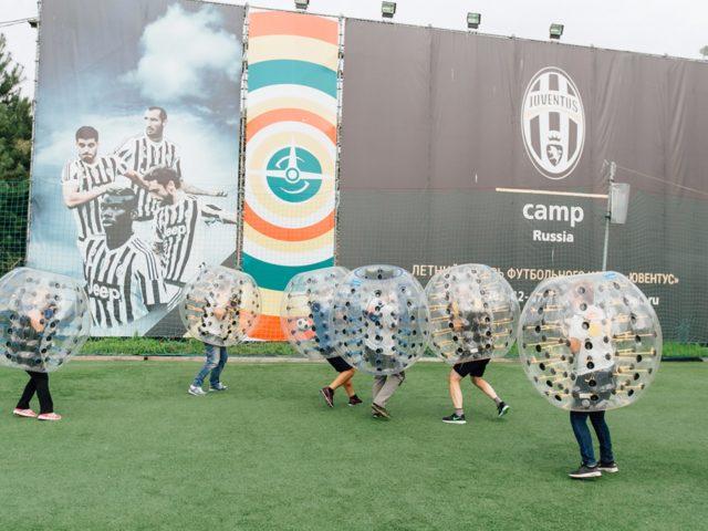 Чемпионат по бамперболу