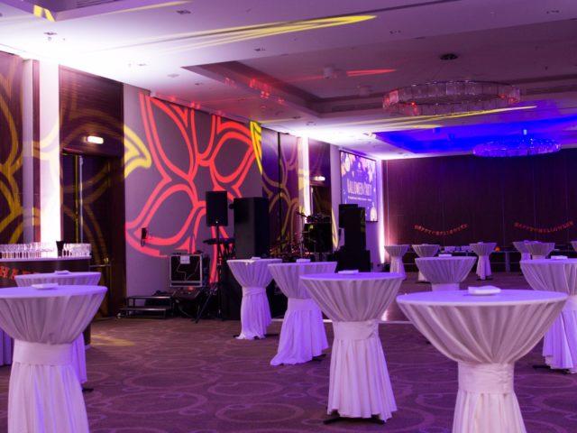 Зал отеля DoubleTree by Hilton Marina
