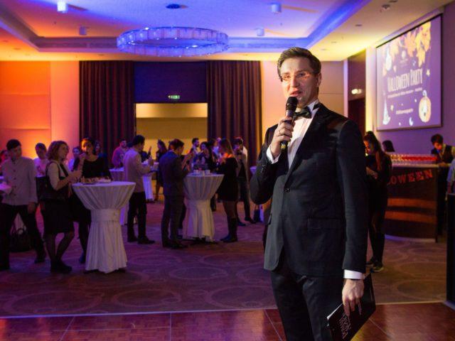 Открытие клиентской вечеринки в DoubleTree by Hilton Marina