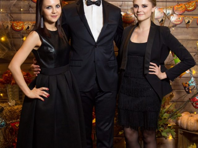 С менеджерами отдела продаж DoubleTree by Hilton Marina Дарьей и Марией