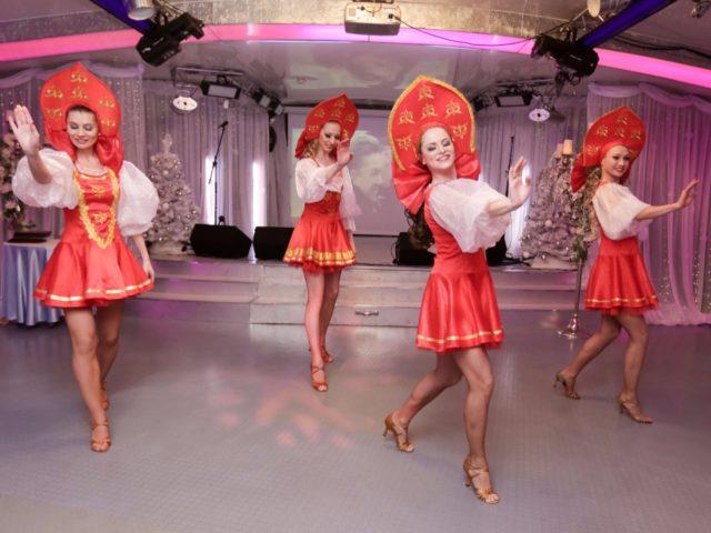 Русское национальное шоу