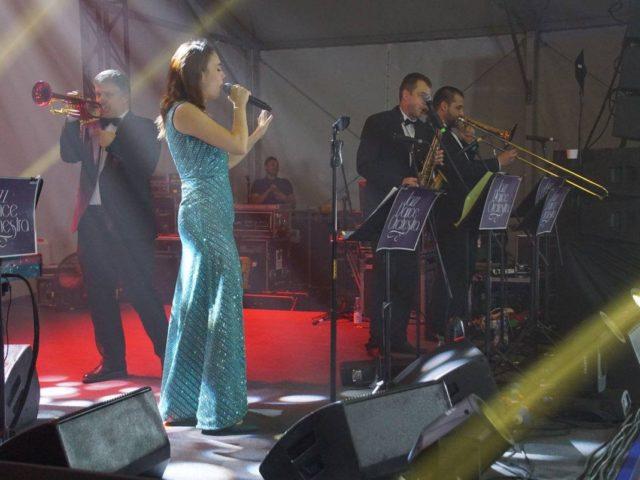 Выступление Jazz Dance Orchestra