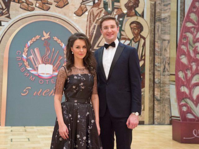 Алёна Биккулова и Роман Акимов