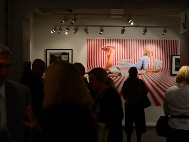 Деловое мероприятие в галерее братьев Люмьер