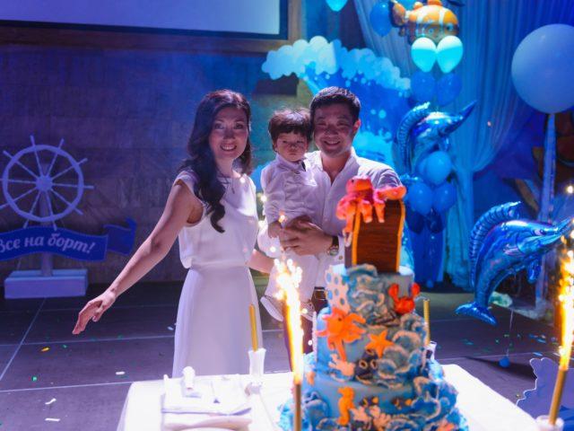 Праздничный торт на Асянди