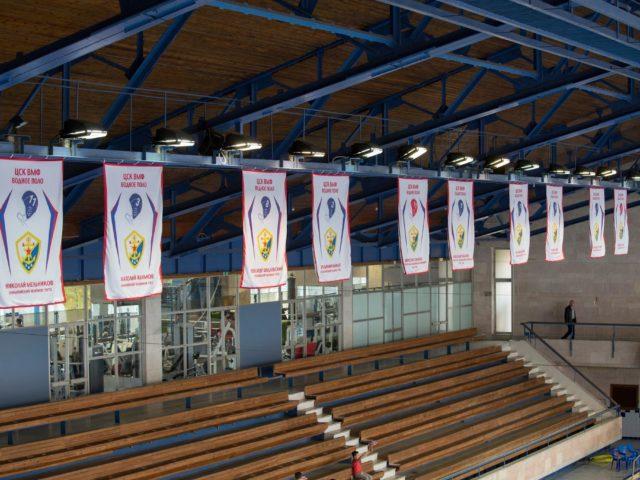 Аллея Славы Олимпийских Чемпионов ЦСК ВМФ