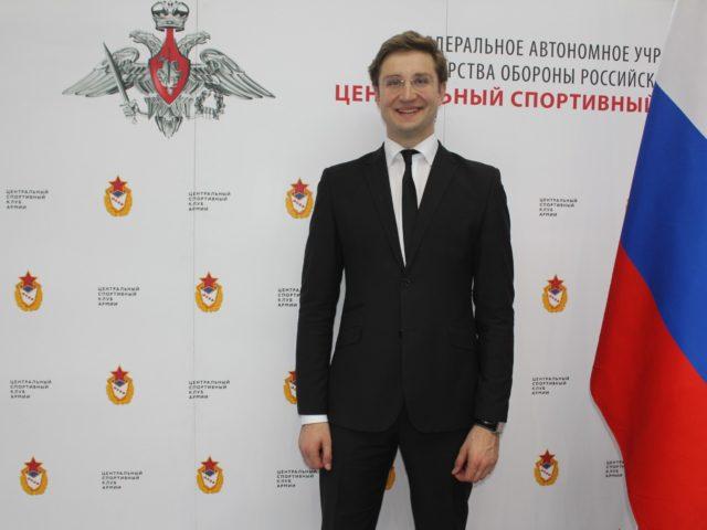 Роман Акимов ведущий церемонии открытия