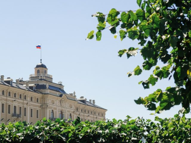 Константиновский Дворец в Питере место проведения свадеб