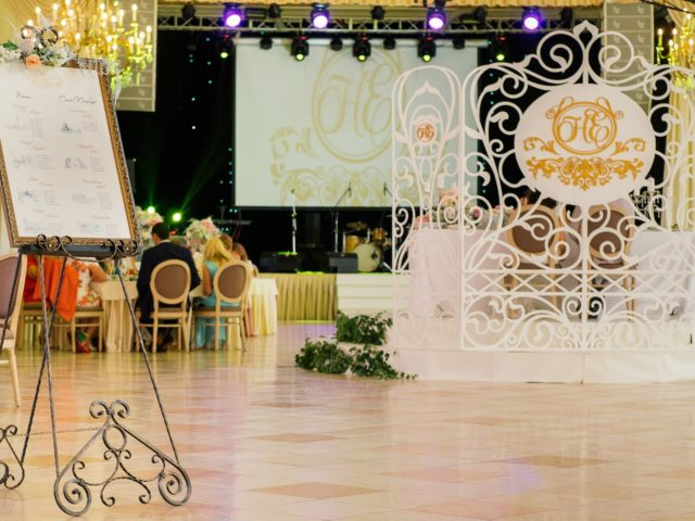 Свадьба в Летнем Дворце. Санкт Петербург