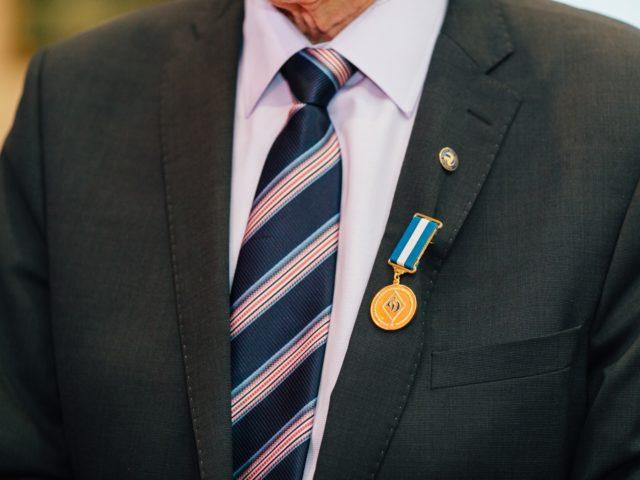 Медаль Юбиляру от спортивного общества Динамо