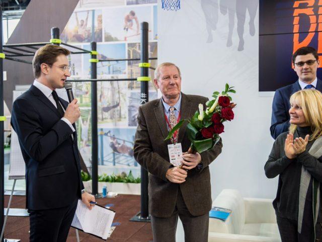 Поздравление с Днём Рождения Двукратного Олимпийского Чемпиона Собченко В.Г.