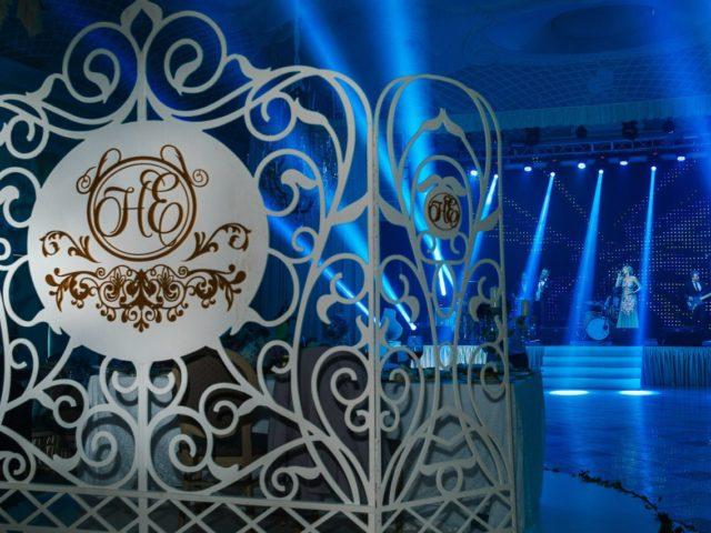 Свадьба в ресторане Летний дворец в Санкт Петербурге