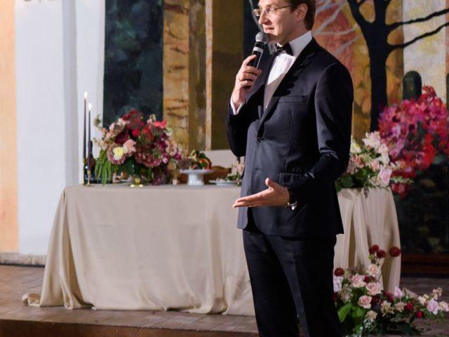 Проведение свадьбы в ресторане Белладжио