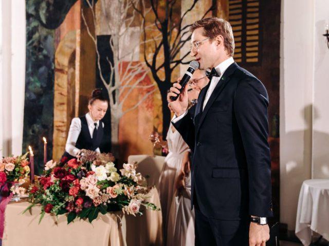 Свадьба в ресторане Белладжио на Мосфильмовской