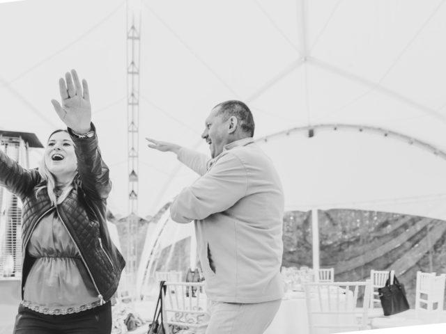 Танцевальный интерактив на празднике