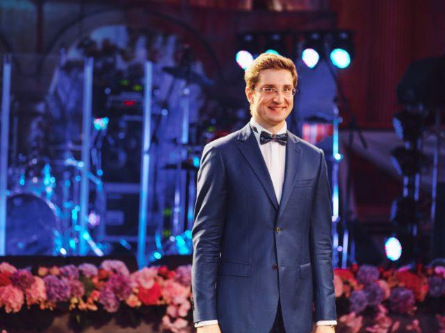 Ведущий свадьбы Роман Акимов