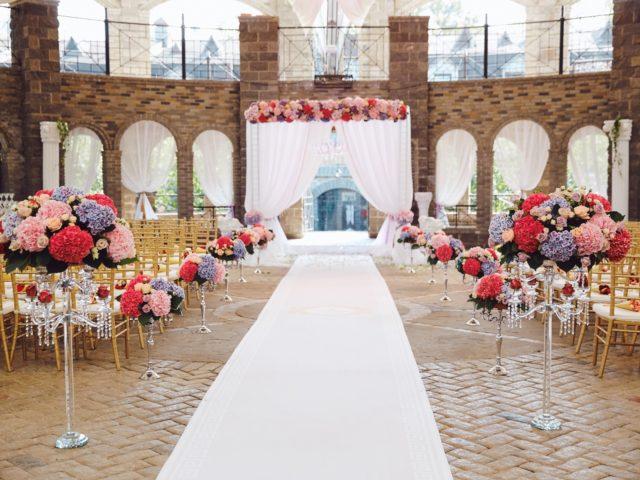 Красивая свадьба в Немчиновке