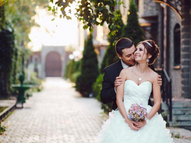 Свадебная фотосесия в Немчиновка парк отеле