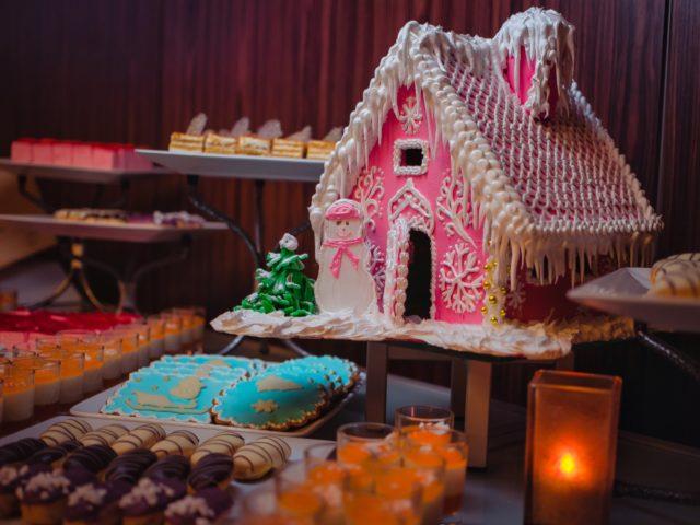 Christmas party Double Tree by Hilton Marina