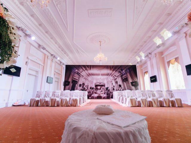 Банкетный зал Голден Холл в Подольске