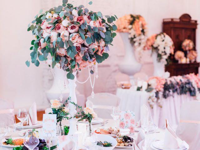 Оформление современной армянской свадьбы