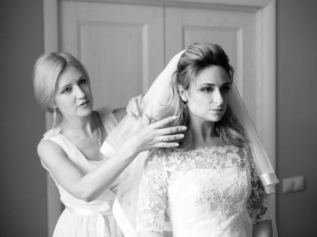 Утро невесты со свадебным организатором Екатериной Акимовой