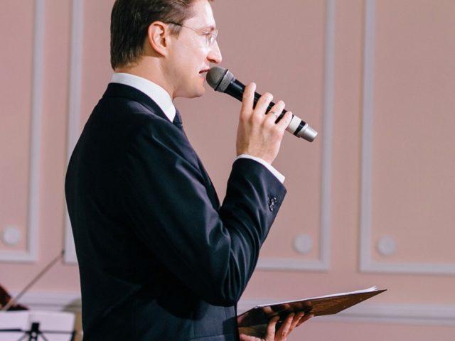 Ведущий армянской свадьбы Роман Акимов