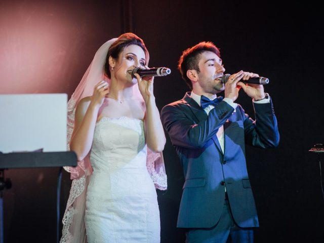 Песня молодожёнов на свадьбе