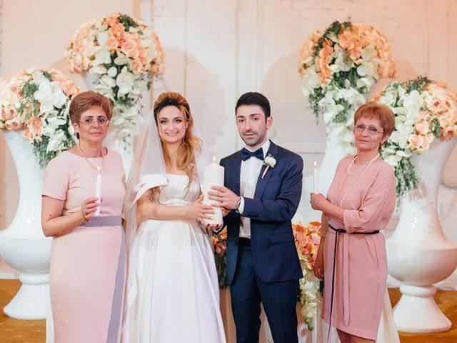 Свадебная традиция семейный очаг