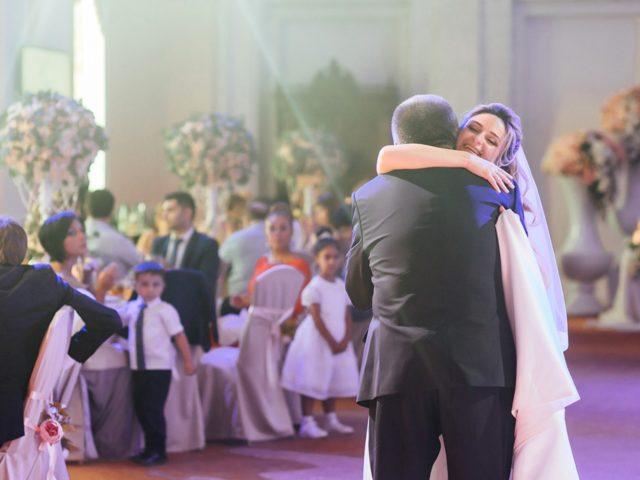 Свадебная традиция танец невесты с папой