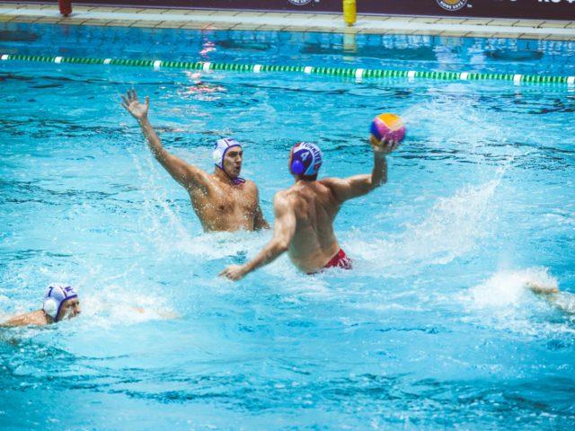 Мировая Лига по водному поло в Олимпийском