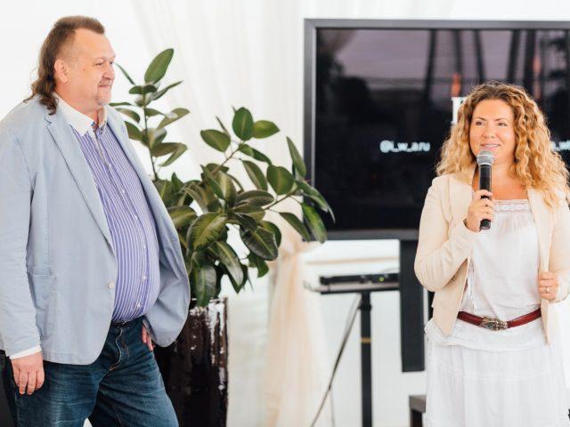Алексей Майоров и Марина Гришко