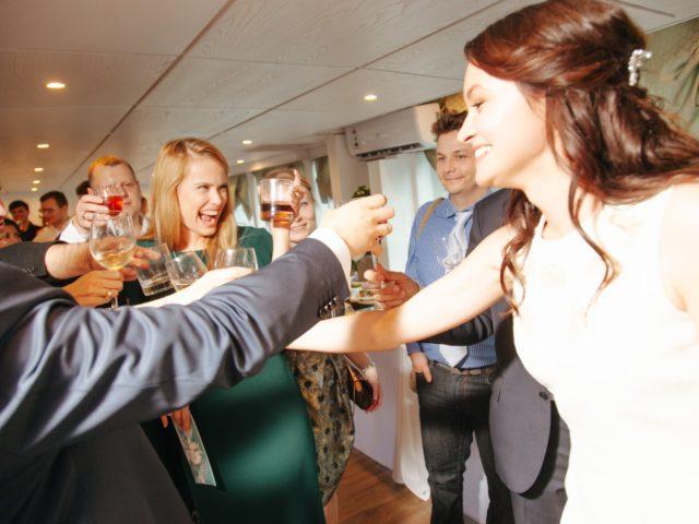 Поздравления от гостей свадьбы