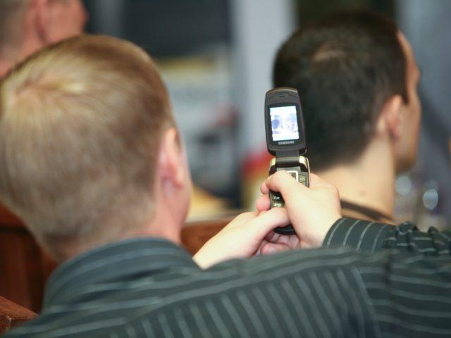 Я хорошо помню эпоху таких мобильных телефонов