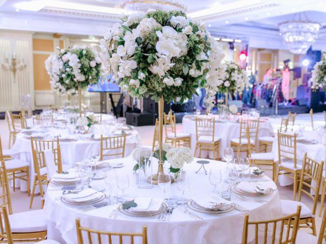 Роскошные флористические композиции в декоре