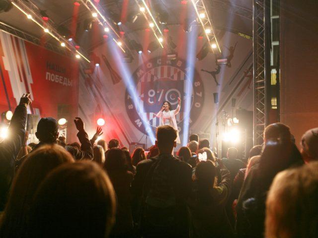 День Города на сцене Румия Ниязова