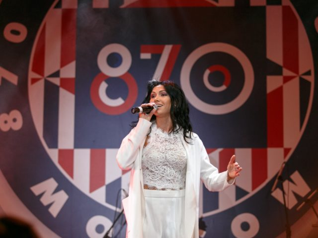 Румия Ниязова выступление на Дне Города Москвы