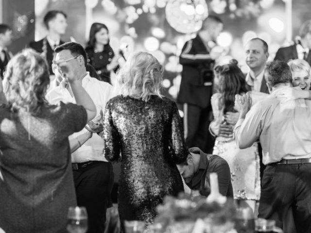 Танцпол на Новогоднем корпоративном мероприятии
