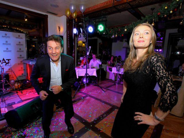 Конкурс Танцующий Миллионер с настоящим итальянцем