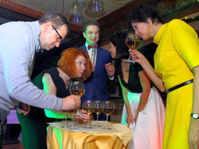 Тематический конкурс Дегустация вин