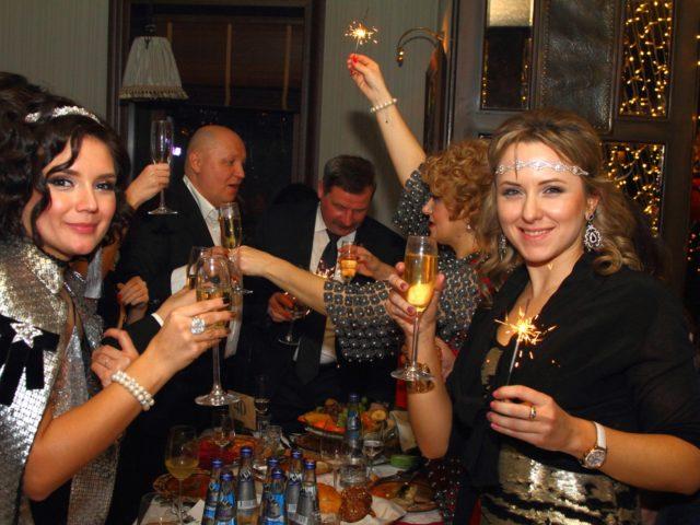 Встреча Нового Года в ресторане Ноев Ковчег